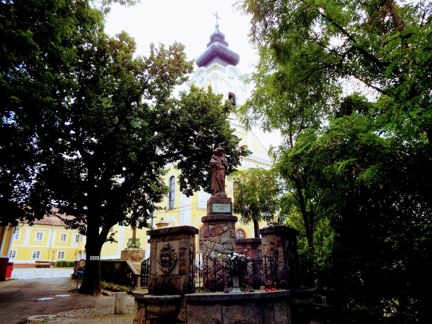 Gödöllő - Máriabesnyői Nagyboldogasszony Bazilika (kegytemplom)