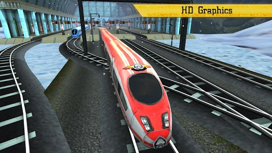Train Driver 2018 - Train Sim - náhled
