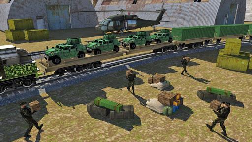 US Army Train Simulator 3D screenshots 4
