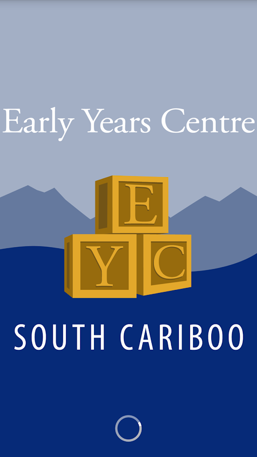Early Years Centre S. Cariboo- screenshot
