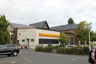 Photo: Museum Am Strom, hvor der bagved ligger en Hildegardhave