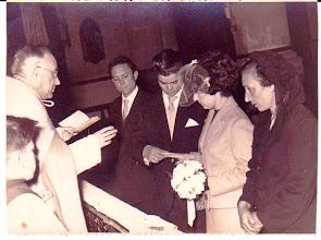 Photo: Boletín 121 - Julián y Anita