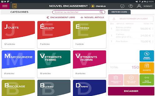 La Poste Genius Caisse Connect 233 E Apps On Google Play