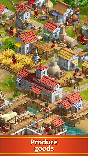 Code Triche Rise of the Roman Empire: Build, Trade & Conquer APK MOD screenshots 3