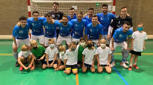 El Poli Ejido gana a Albolote Futsal y se abona al seis, en goles y puntos (6-2)