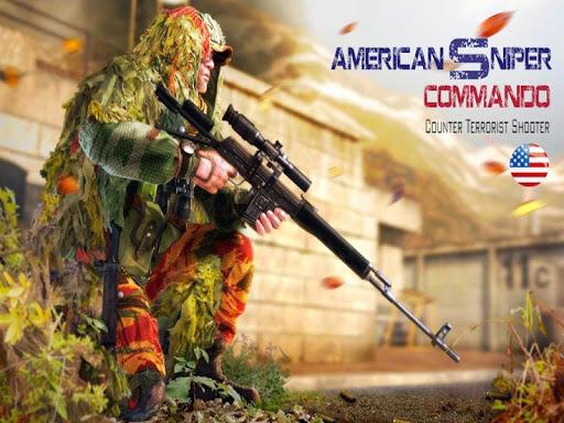 American Sniper Commando CTS