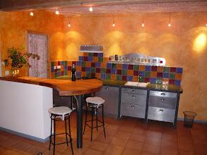 Photo: La cuisine ...