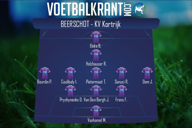Beerschot (Beerschot - KV Kortrijk)