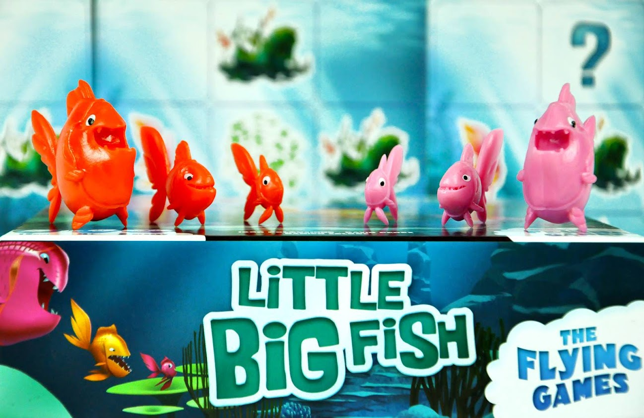 little big fish recenzja