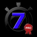 7 Min Scientific Workout PRO icon