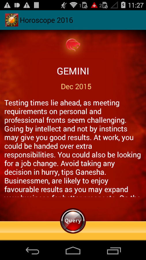 Astrology & Fortune- screenshot