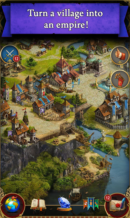 Imperia Online Medieval Game - screenshot