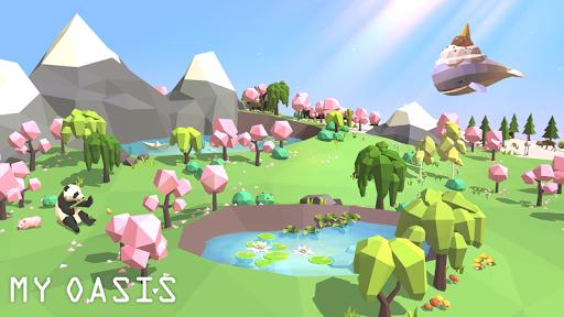 My Oasis Season 2 : Calming and Relaxing Idle Game 2.015 screenshots 2