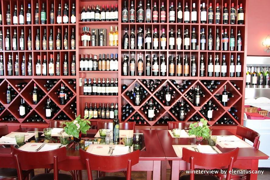 vineria, vineria le potazzine, restaurant montalcino, montalcino ristorante