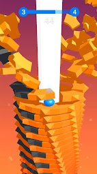Stack Ball - Blast through platforms APK screenshot thumbnail 6