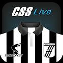 CSS Live icon