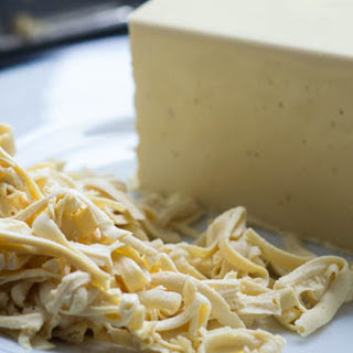 Grateable Almond Cheese [Vegan]
