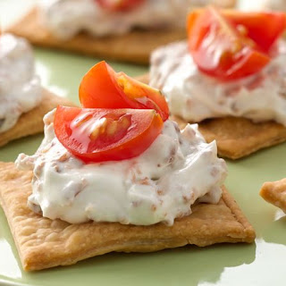 Easy Bacon-Tomato Appetizers Recipe
