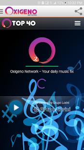 Oxigeno Radio Network - náhled