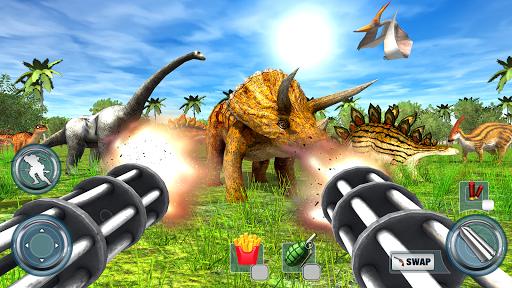 Dinosaur Hunter 2018 Free apkmr screenshots 4