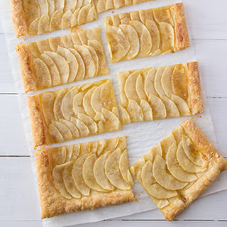 Easy Puff Pastry Apple Tart