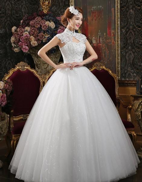 Korean Wedding Dress