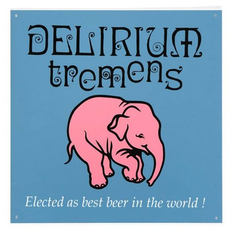 Logo of Delirium Tremens