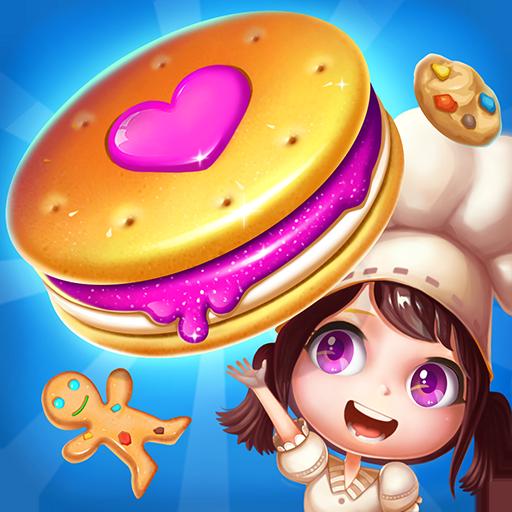 Cookies Shop - Kids Cooking Game