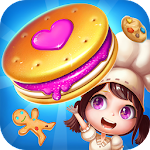 Cookies Shop - Kids Cooking Game Icon