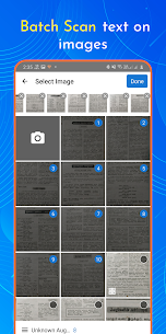 OCR Text Scanner : Convert an image to text v2.1.1 build 196 [Pro] 5