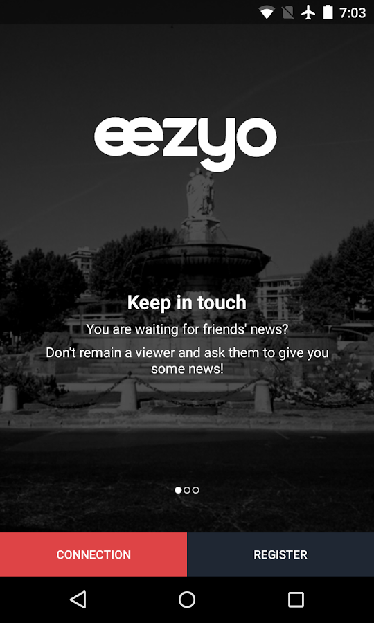 Eezyo- screenshot