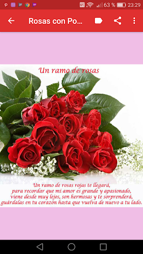 Download Rosas Con Poemas De Amor Google Play Softwares
