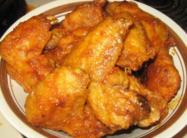 Taco Wings Recipe