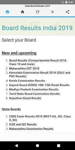 All States Board Result 2019 - 10th 12th HSC SSC by Ninad Khire