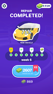 Repair My Car! Mod Apk (Unlimited Money + No Ads) 2.1.3 6