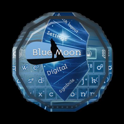 藍月亮 GO Keyboard 個人化 App LOGO-硬是要APP