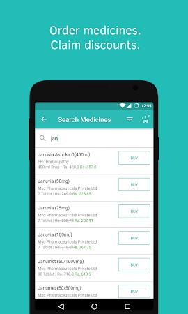 1mg - Health App for India 7.6.2 screenshot 380894