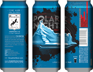 Logo of Roughtail Polar Night Stout