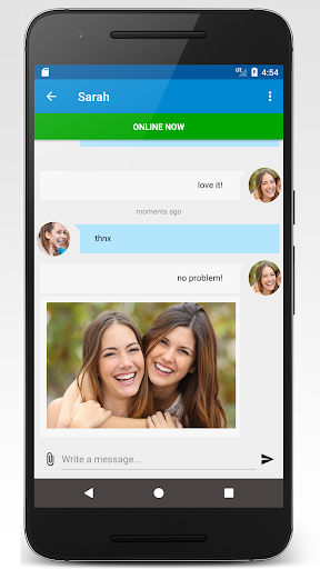 Nearby - Chat, Meet, Friend Apk 2