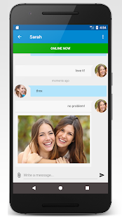 Nearby - Chat, Meet, Friend Screenshot