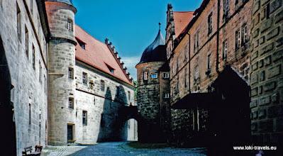 Photo: Kronach. Vesting Rosenberg.