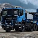 Cargo Real Driving Truck Simulator icon