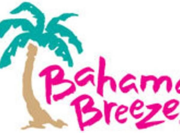 Bahama Breeze Restaurant Vegetable Saute