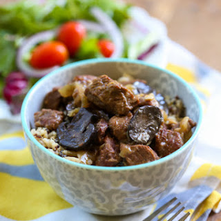 Beef Tips With Mushroom Gravy Recipes