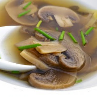 Japanese Mushroom Broth Soup Recipes