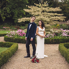 Wedding photographer Roger Kenny (Portraitroom). Photo of 10.11.2018