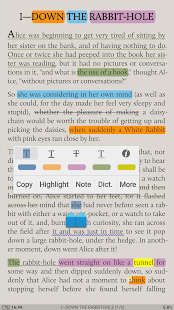 Moon+ Reader Pro Screenshot