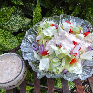 Thousand Island Salad Dressing.