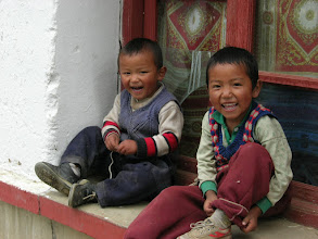 Photo: Kids in Old Xegar