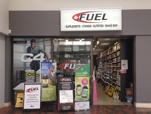 Fuel Supplements, Vitamins, & Food Bar - Coquitlam | Pointy